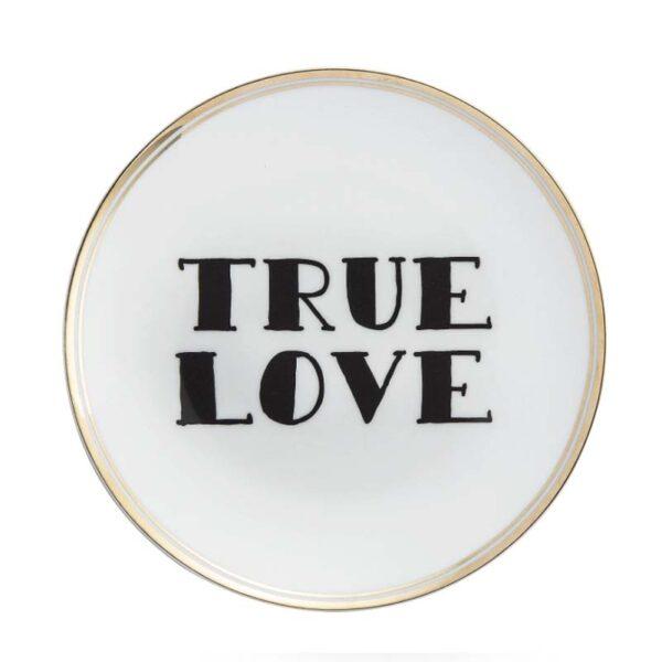 BITOSSI -True Love - piatto dolce