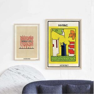 Federico Babina – Archiwords – Genius Loci- A4