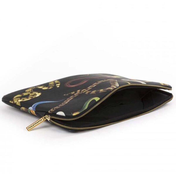 SELETTI - Laptop Bag Lipsticks- Toiletpaper
