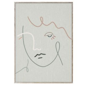 PAPER COLLECTIVE – Kit Agar Gertrude – 30 x 40