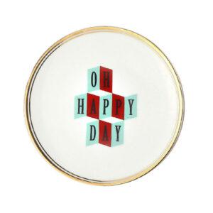 BITOSSI – Oh Happy Day – piatto dolce