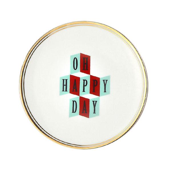 BITOSSI - Oh Happy Day - piatto dolce
